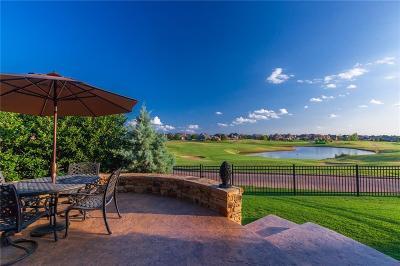 Edmond Single Family Home For Sale: 17004 Trophy Drive