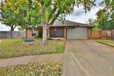 Edmond Single Family Home For Sale: 1508 Magnolia