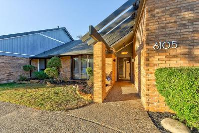 Single Family Home For Sale: 6105 Plum Thicket Road