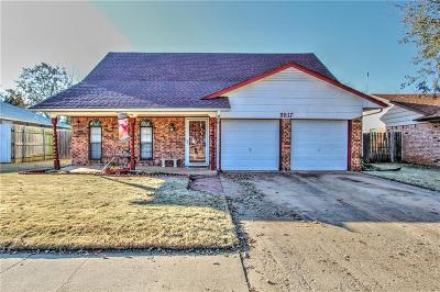 Single Family Home For Sale: 9617 S Winston Way