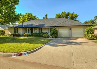 Single Family Home For Sale: 2608 NW 69th Street