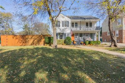 Oklahoma City Single Family Home For Sale: 2741 NW 25th Street