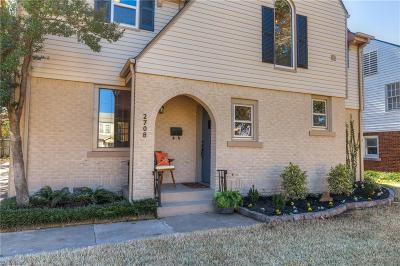 Oklahoma City Single Family Home For Sale: 2708 NW 25th Street