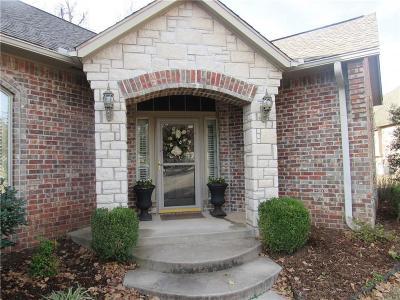 Edmond Single Family Home For Sale: 2204 Hanover