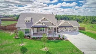 Edmond Single Family Home For Sale: 10300 NE 149th Street