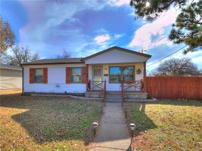Edmond Single Family Home For Sale: 232 Sunset