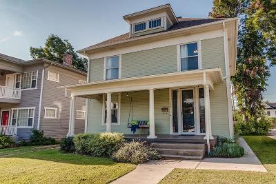 Oklahoma City Single Family Home For Sale: 1324 NW 17th Street