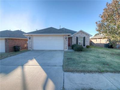 Moore Single Family Home For Sale: 3705 W End Avenue