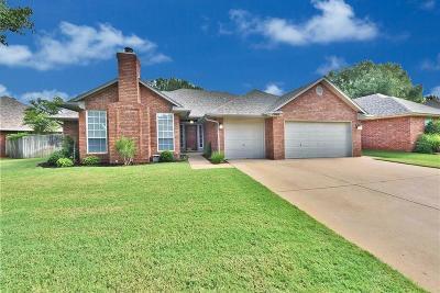 Edmond Single Family Home For Sale: 1309 Charlton Road