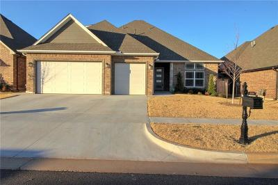 Edmond Single Family Home For Sale: 6309 NW 155th Street