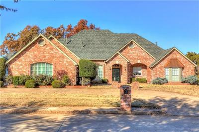 Edmond Single Family Home For Sale: 1301 Irvine Drive