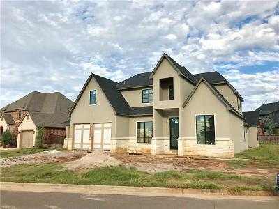 Edmond Single Family Home For Sale: 17712 Ptarmigan Lane