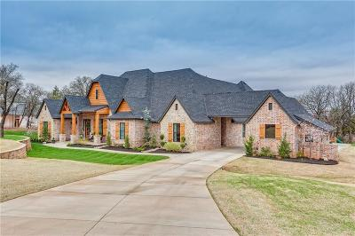 Edmond Single Family Home For Sale: 4701 Abbey Circle