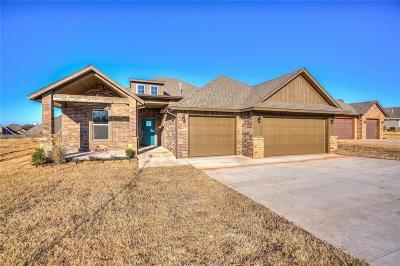 Moore Single Family Home For Sale: 1325 Atalon