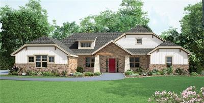 Edmond Single Family Home For Sale: 10580 Hillside Circle