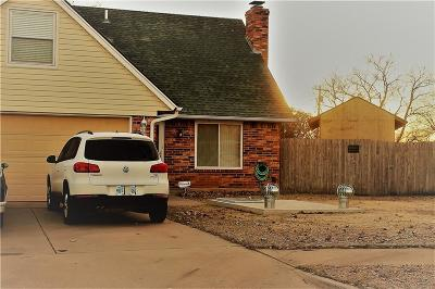 Single Family Home For Sale: 1104 Silver Maple