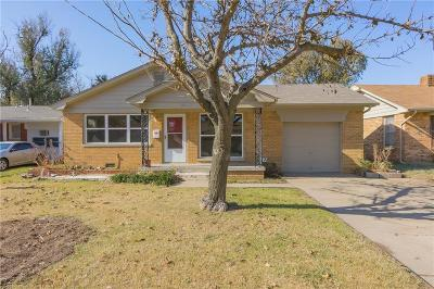 Oklahoma City Single Family Home For Sale: 4909 N Quapah Place