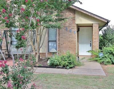 Yukon Condo/Townhouse For Sale: 308 N Willowood