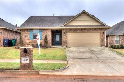 Oklahoma City Single Family Home For Sale: 7224 NW 146th