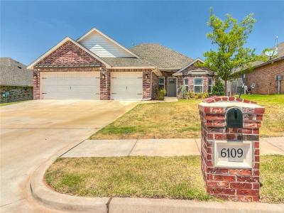 Edmond Single Family Home For Sale: 6109 Beverly Hills Drive