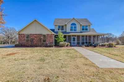 Norman Single Family Home For Sale: 3101 Blue Ridge Drive