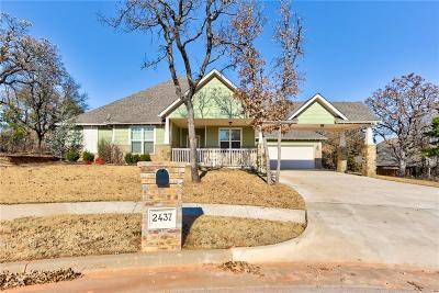 Edmond Single Family Home For Sale: 2437 Rumble Court