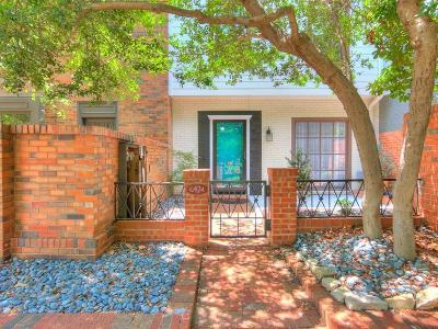 Oklahoma City OK Condo/Townhouse For Sale: $199,900