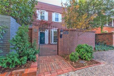 Oklahoma City Condo/Townhouse For Sale: 6432 Brandywine Lane #14