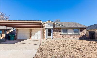 Single Family Home For Sale: 10008 S Winston