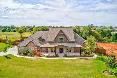 Norman Single Family Home Pending: 3330 Hollister Trail