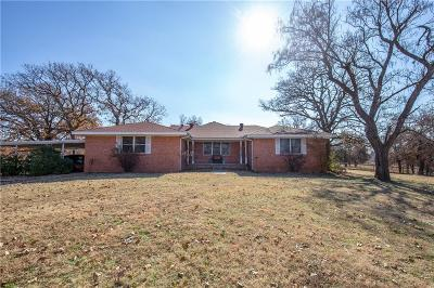 Choctaw Single Family Home For Sale: 6000 S Indian Meridian
