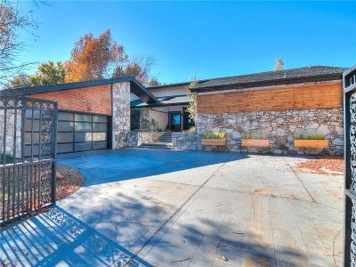 Single Family Home For Sale: 6413 Oak Tree