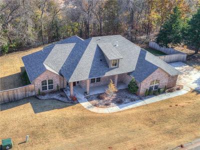 Guthrie Single Family Home For Sale: 12400 Hidden Run Road