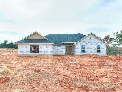 Guthrie Single Family Home For Sale: 5708 Cedar Tree