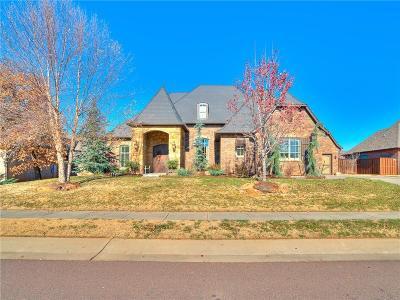 Edmond Single Family Home For Sale: 2309 Bull Run