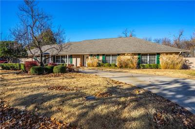 Oklahoma City Single Family Home For Sale: 1521 Westchester