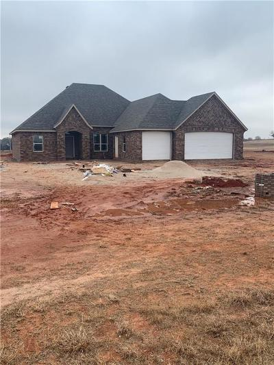 Blanchard Single Family Home For Sale: 2395 County Road 1260