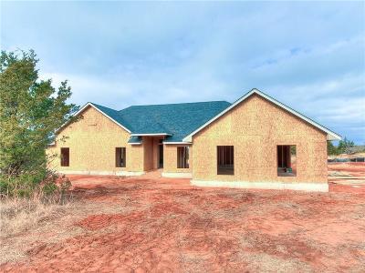 Guthrie Single Family Home For Sale: 5705 Cedar Tree Circle