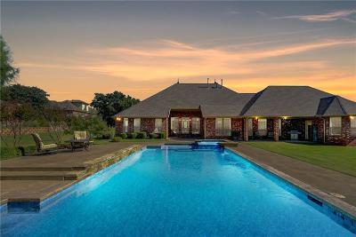 Edmond Single Family Home For Sale: 12017 Nandina Circle