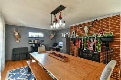 Bethany Single Family Home For Sale: 4404 N Wheeler
