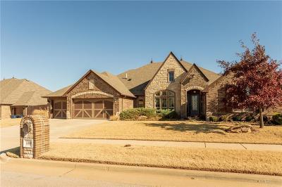 Oklahoma City Single Family Home For Sale: 14800 Sedona