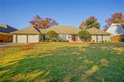 Oklahoma City Single Family Home For Sale: 2917 Lansdowne Lane