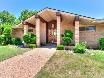Single Family Home For Sale: 9800 S Manor