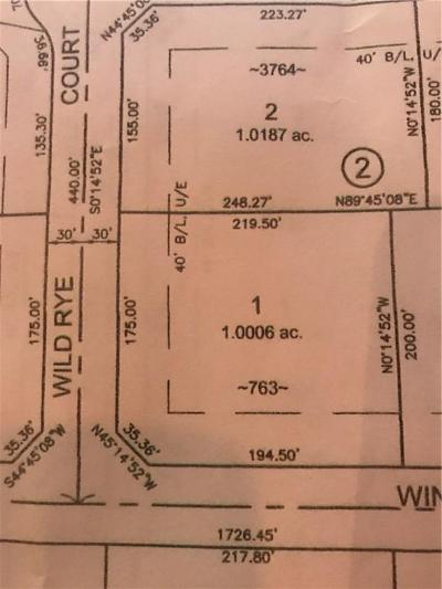 Blanchard Residential Lots & Land For Sale: 763 Windmill Ave