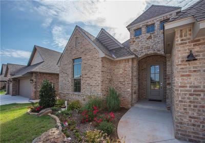 Edmond Single Family Home For Sale: 2225 Bretton Lane
