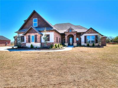 Oklahoma City Single Family Home For Sale: 14024 Grae Ridge Road