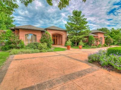 Edmond Single Family Home For Sale: 1405 Oak Tree Drive