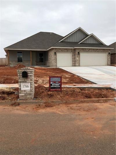 Blanchard Single Family Home For Sale: 1766 Appaloosa Drive