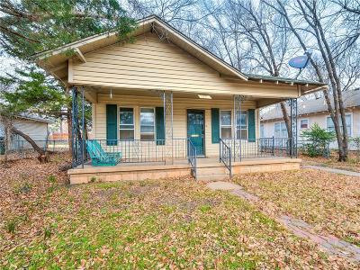 Norman Single Family Home For Sale: 117 E Himes Street