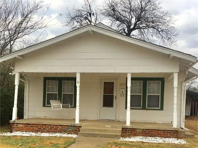 Shawnee Single Family Home For Sale: 1521 N Park